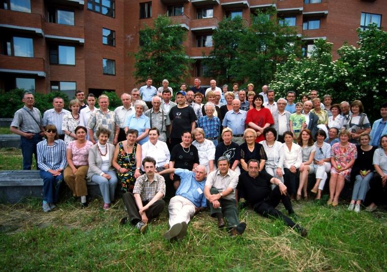 Участники XXII Симпозиума на Валдае (2004)